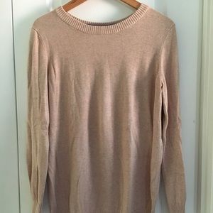 Noir Maternity Sweater